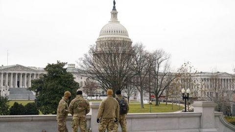 Policía de EU alerta de plan de milicia para irrumpir mañana en el Capitolio
