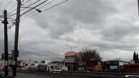 Lluvias y bajas temperaturas en Tijuana