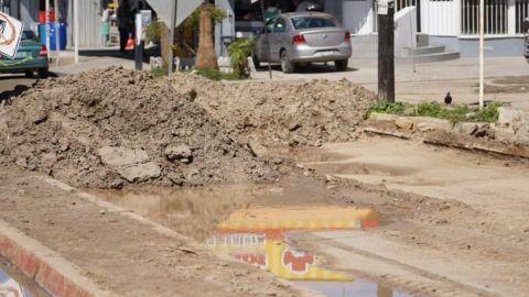 Se queja alcalde de Ensenada de la CESPE: tienen un cochinero