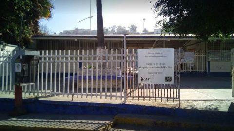 Se roban hasta los sanitarios de escuelas públicas en Tijuana