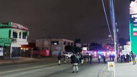 Dos elementos de la Guardia Nacional asesinados en Tijuana