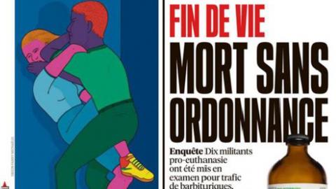 Diario francés publica carta de un violador en portada y causa indignación