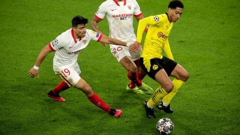 B.Dortmund deja en el camino al Sevilla en Champions League
