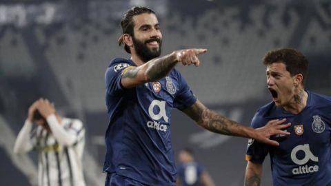 Porto elimina a la Juventus en Champions League