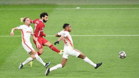 Liverpool golea en el global a RB Leipzig