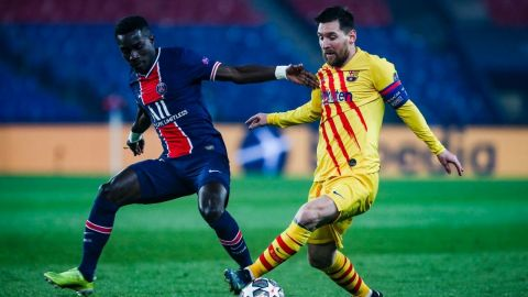 Barcelona fracasa en la remontada ante el PSG