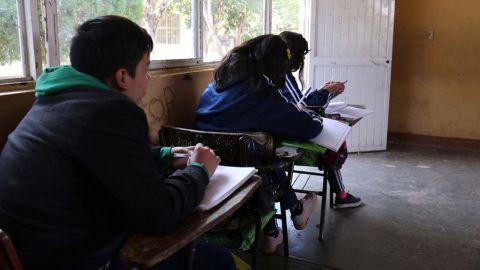 Realizan pruebas piloto de regreso a clases en Coahuila