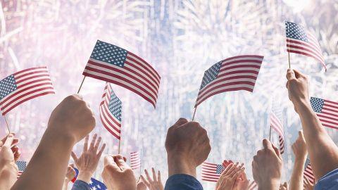 ''Si estadunidenses hacen su parte podrán festejar 4 de julio'': Joe Biden