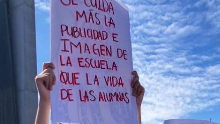 Instituto México ignoró denuncia de alumnas violentadas