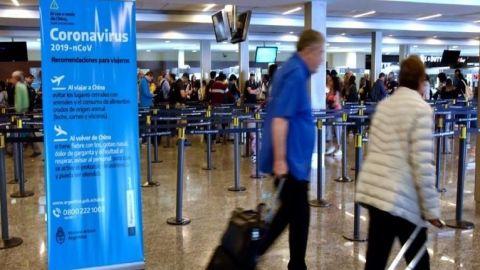 Un viaje de graduación a Cancún termina con 44 jóvenes argentinos infectados