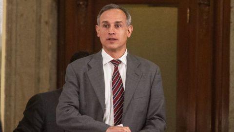 López-Gatell ya superó contagio de covid: AMLO
