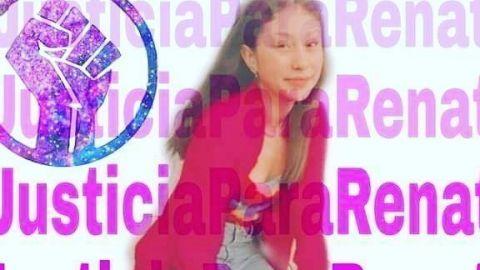 Exigen justicia por Renata de 13 años, después de 4 meses