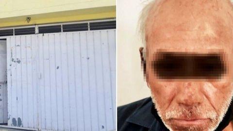 Cae hombre que violó a su hija en la casa donde vivían feminicidas