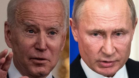 Joe Biden llama ''asesino'' a Vladimir Putin