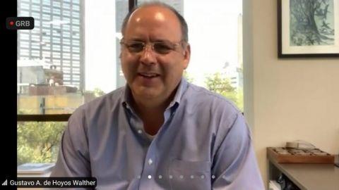 AMLO provoca división y confrontación: Gustavo de Hoyos Walther