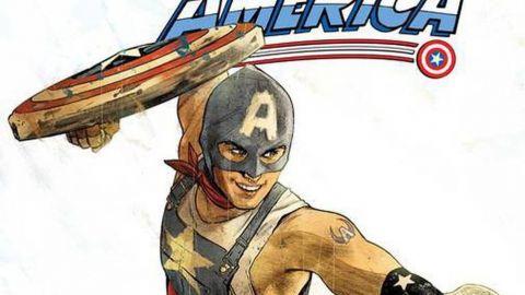 Marvel presenta su próximo superhéroe; un Capitán América gay