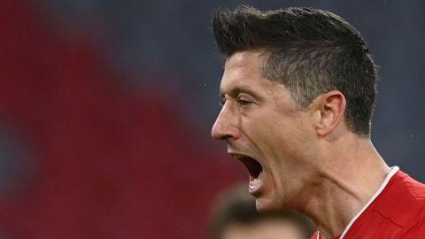 Bayern Múnich derrota a la Lazio y avanza a los cuartos de final