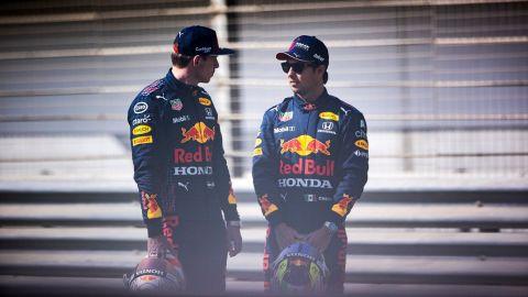 Sergio 'Checo' Pérez se fortalece ante Max Verstappen