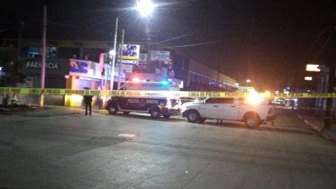 Asesinan a mujer en zona centro