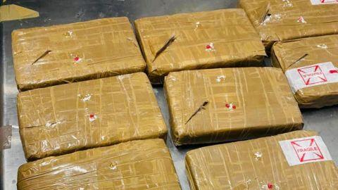A prisión, por tráfico de cocaína