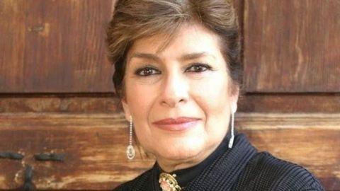 Hospitalizan a la actriz Raquel Olmedo; reportan que fue intubada por covid-19