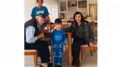 Muere padre de Carmen Madrid, tras ser intubado por complicaciones de Covid-19
