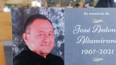 El pastor Altamirano tenía una gran labor, su familia continuará con su legado