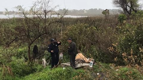 Recogen 1,500 kilos de basura en La Lagunita