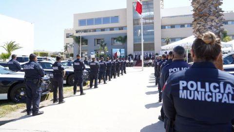 Reintegran a policías municipales de San Quintín a Ensenada
