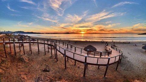 Cierre precautorio de Playa Hermosa en Semana Santa