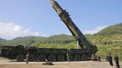 Lanzamiento de misiles de Corea del Norte alarma a Japón antes de JJOO