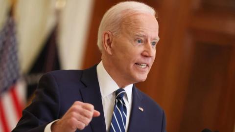 China no será la primera potencia mundial mientras yo esté aquí: Joe Biden