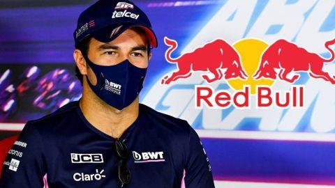 """El futuro de """"Checo"""" Pérez en Red Bull está en sus propias manos, dice Horner"""