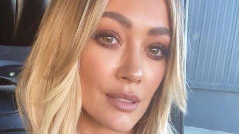 Hilary Duff se convierte en mamá por tercera vez; revela el nombre del bebé