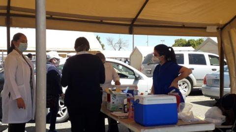 Este martes continúa la vacunación contra COVID-19 en Tijuana