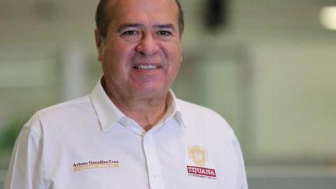El alcalde de Tijuana con licencia definitiva