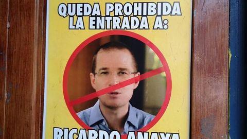 ¡Con las caguamas no! Bar en Veracruz veta a Ricardo Anaya