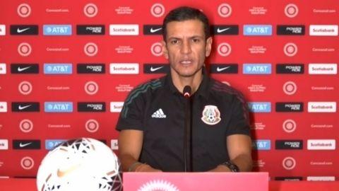 Queremos ganar, seguro Honduras también: Jaime Lozano