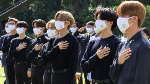 BTS condena el racismo contra asiáticos