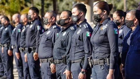 Se suman elementos a policía municipal de Ensenada