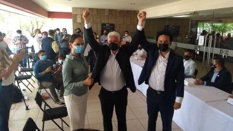 Jorge Ramos y Gabriel Portilla, esposo de alcaldesa Karla Ruiz, van por Tijuana