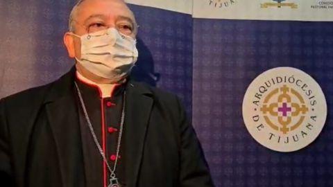 🎥 Todos los candidatos aspiran a construir la paz: Arzobispo de Tijuana