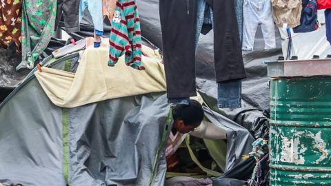 CNDH en Tijuana para ayudar en El Chaparral por tema de migrantes