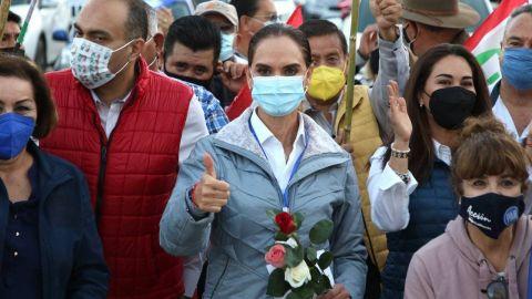 Lupita Jones lamenta decisión de Bonilla sobre expropiación de Club Campestre