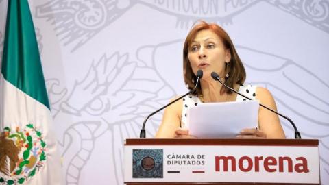 Tatiana Clouthier, en contra de la expropiación del Campestre