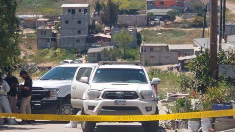 Dos muertos y un lesionado en enfrentamiento en la Colonia Antorcha Campesina