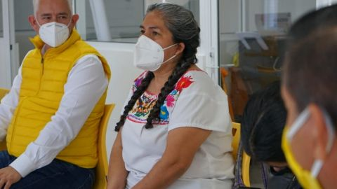Comunidades indígenas de Tijuana agradecidas con Jorge Ramos