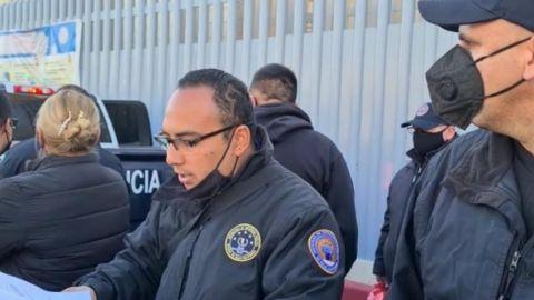 Custodios exponen malas condiciones laborales en penal de La Mesa