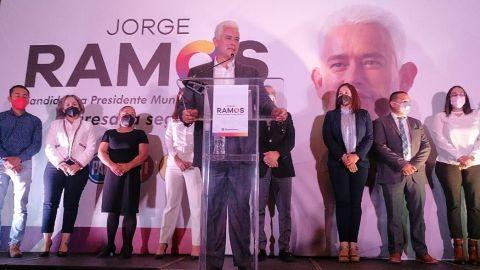 Presenta Jorge Ramos la ''Agenda por Tijuana''