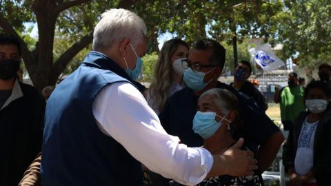 Comunidad Mixteca de Tijuana respalda a Jorge Ramos